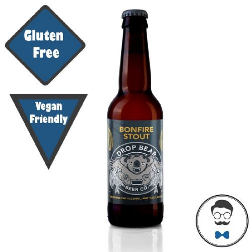 Drop Bear Bonfire Alcohol Free Stout (0.5% ABV)